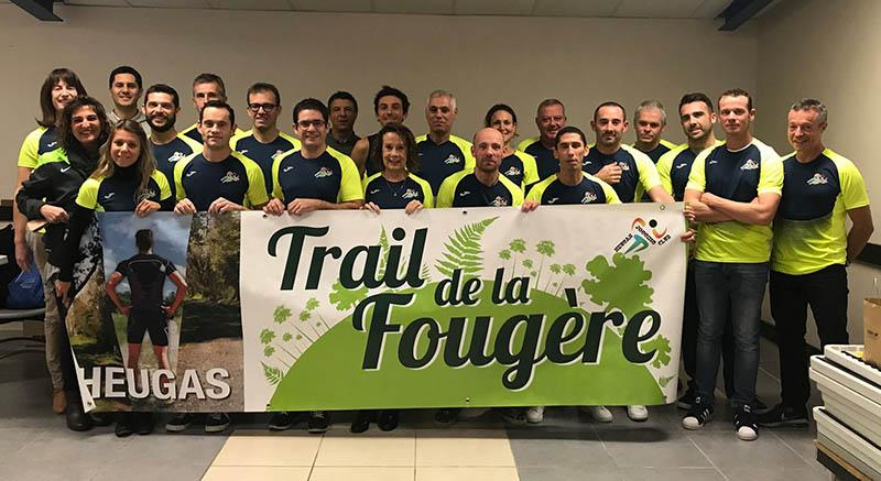 Heugas Jogging Club - Equipe